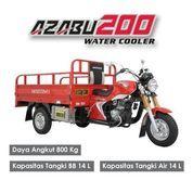 """Dipasarkan Motor Roda Tiga """"New Azabu WCR 200 """" Merk Nozomi (18959275) di Kota Jakarta Selatan"""