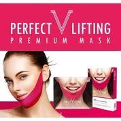 1 Pcs AVAJAR Perfect V Lifting Premium Mask 1EA (18966427) di Kota Yogyakarta