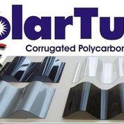Atap Polycarbonate SolarTuff + Jasa Pemasangan (Harga Sendiri)