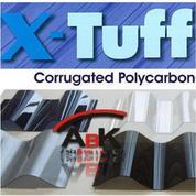Atap Polycarbonate X-Tuff + Jasa Pemasangan (Harga Sendiri)