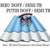 Atap PVC Rooftop Doff (18975551) di Kota Surabaya