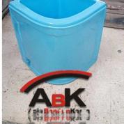 Bak Air Sudut (Vol : 120 Liter) + Jasa Pemasangan (18984999) di Kota Surabaya