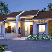 Rumah Minimalis Dekat Pos Satpam Gedawang Permai III