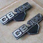 Logo / Emblem Honda CB 100