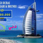 Paket Tour Excited Dubai Abu Dhabi & Brunei 6 Hari (19006343) di Kota Jakarta Pusat