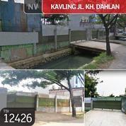 Kavling Jl. KH. Ahmad Dahlan, Cipondoh, Tanggerang (19010531) di Kota Tangerang