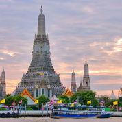 5 Hari Paket Tour Bangkok Pattaya, Frost Magical Ice Plus Neon Market (19010915) di Kota Jakarta Pusat