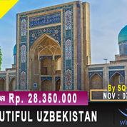 Paket Tour 10 Hari Beautiful Uzbekistan (19011059) di Kota Jakarta Pusat