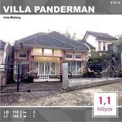 Rumah Murah Luas 168 Di Villa Panderman Kota Batu Malang _ 131.19