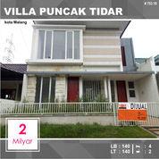 Rumah Baru 2 Lantai Di Villa Puncak Tidar Kota Malang _ 753.18