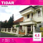 Rumah Hook Luas 444 Di Tidar Kota Malang _ 731.18