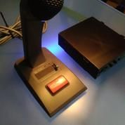 Pre Amp Dan Mic Paging TOA RU-2002 + Microphone ZM-660D (Original) (19025919) di Kota Jakarta Barat