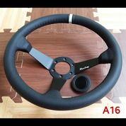 Stir Setir Steer ADS Racing Kode A16 Cekung Celong Drift Drifting Offroad (19027279) di Kota Bandung