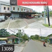 Ruko Kosambi Baru, Jakarta Barat, 4,5x17m, 2 Lt, SHM (19032299) di Kota Jakarta Barat