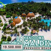 Paket Tour 4 Hari Holiday Inn Kandooma Maldives (19037039) di Kota Jakarta Pusat