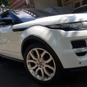 Range Rover Evoque Si4 2013