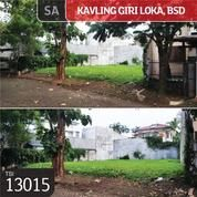 Kavling Giri Loka, Tangerang, 13,71x26,98m, PPJB (19050751) di Kota Tangerang