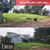 Kavling Giri Loka, Tangerang, 10,89x28,7m, PPJB (19051135) di Kota Tangerang