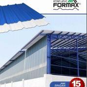Atap Formax Semi Transparant