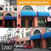 Ruko Puri Sentra Niaga, Jakarta Barat, 5x14m, 4 Lt, SHM (19051443) di Kota Jakarta Barat