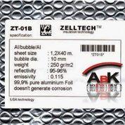 Atap Zelltech ZT- 01B + Jasa Pemasangan (Harga Sendiri)