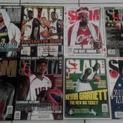 Majalah Slam Indonesia Untuk Kolektor Basketball VERY RARE
