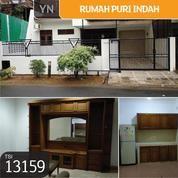 Rumah Puri Indah, Jakrata Barat, 200 M, 1 Lt, SHM (19112891) di Kota Jakarta Barat