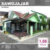 Rumah Hook Murah 2 Lantai Di Sawojajar Kota Malang _ 134.19