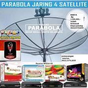 Parabola Jaring Tanpa Berlangganan Dan Full HD (19123371) di Kab. Purworejo