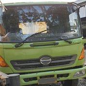 Alat Berat Bekas Truck Crane Hino Kapasitas 5 Ton