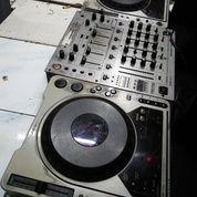 Satuset Cdj Pioner Cdj800 Plus Mixer Pioner Djm600
