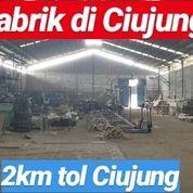 Pabrik Ciujung 1 Hektar 2 Km Ke Tol Ciujung Kab Serang Banten (19146827) di Kab. Serang