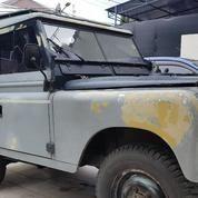 Land Rover Series 2 SWB Diesel Tahun 68
