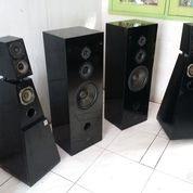 Speaker Pentagon USA Dan 3A Type M5 France Audiophile