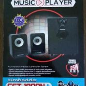 Speaker Simbadda Cst1900n Plus Bluetooth Ke Handpone