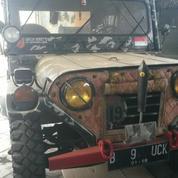 Jeep Utility Tahun 1960 (19179575) di Kota Bekasi