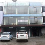 Ruko Gandeng 3 Di Jalan Raya Kalimalang Jakasampurna Bekasi Barat (19182007) di Kota Bekasi
