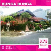 Rumah Etnik Hook Di Bunga Bunga Suhat Kota Malang _ 616.18