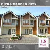 Rumah Baru Ciputra 2 Lantai Di Citra Garden City Kota Malang _ 233.18