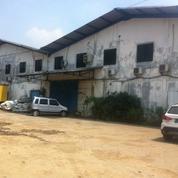Pabrik Cukang Galih Curug Tangerang 7000m2 LB. 2500m2