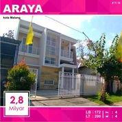Rumah Baru Full Furnished Di Golf Araya Kota Malang _ 11.18 (19187331) di Kota Malang