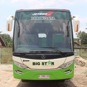 Big Bus Mercedess Benz 1526 Adi Putro