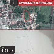 Kavling Mijen, Semarang, 2.063 M, SHM (19198111) di Kota Semarang