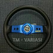 Stir Racing Import 13 Inchi 2 Palang Besi Motif Biru Universal (19199599) di Kota Jakarta Pusat