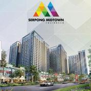 Apartemen Midtown Residence 2 BR Gading Serpong Tower Bryant (19202227) di Kab. Tangerang