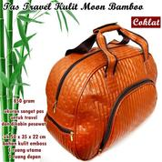 Grosir Tas Travel Murah Kulit Moon Bamboo