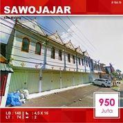 Ruko Murah Di Sawojajar Kota Malang _ 164.19 (19209547) di Kota Malang