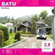 Villa Luas 782 Di Flamboyan Songgoriti Kota Batu Malang _ 143.19 (19211811) di Kota Malang