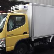 Harga Mobil Box Pendingin Hwasung Colt Diesel Canter 2019