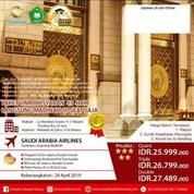 Paket VIP Umroh Syaban Hanya 24JT (19287495) di Kota Surabaya